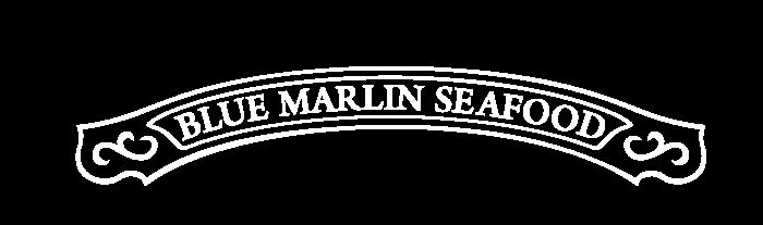 Blue Marlin Seafood Logo